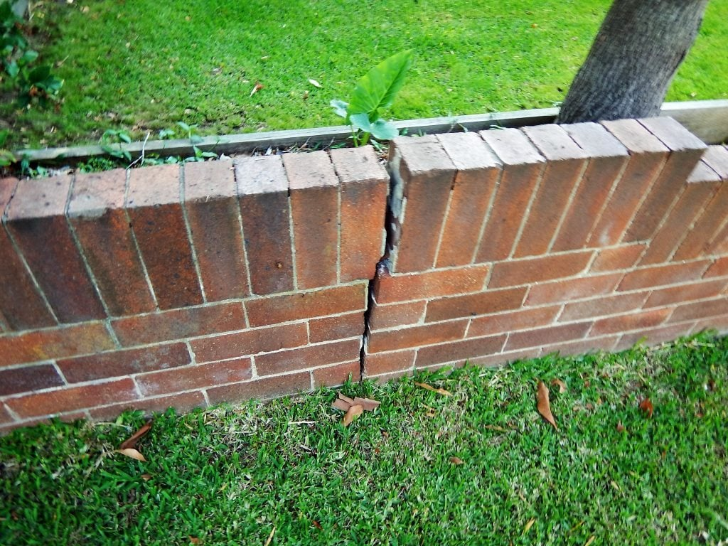 fence defect