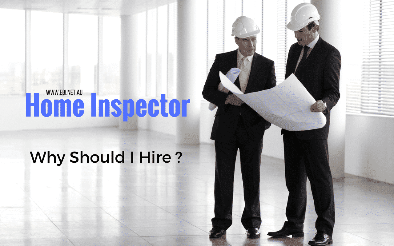 Why Should I Hire a Home Inspector? 1