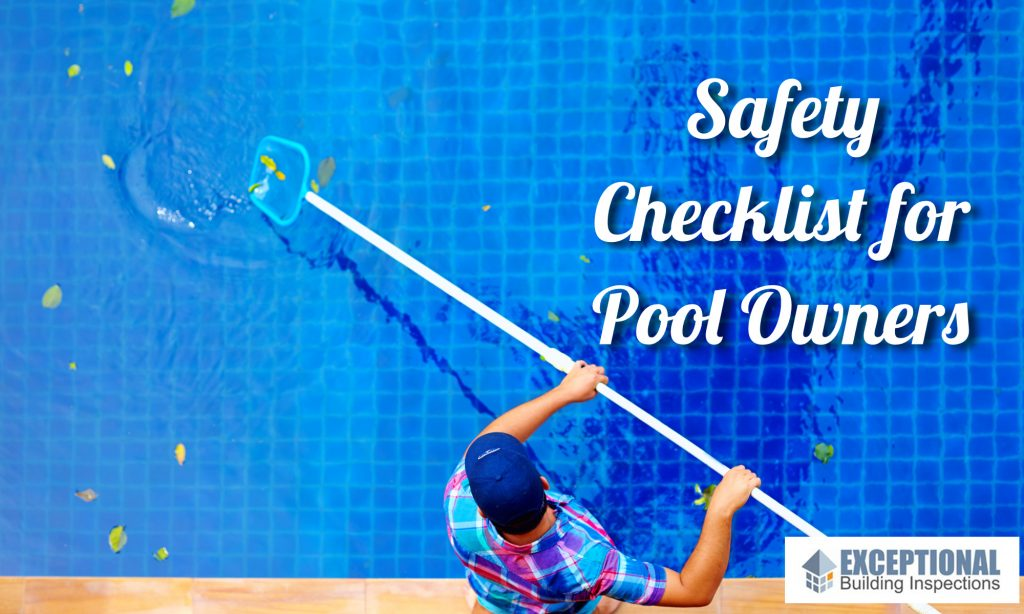 Safety Checklist for Pool Owners in NSW -