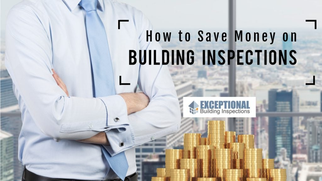 How to Save Money on Building Inspections 1