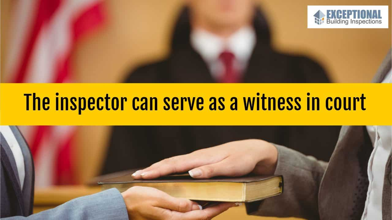 Ways an Independent Inspector Can Help You with Your Legal Battle -