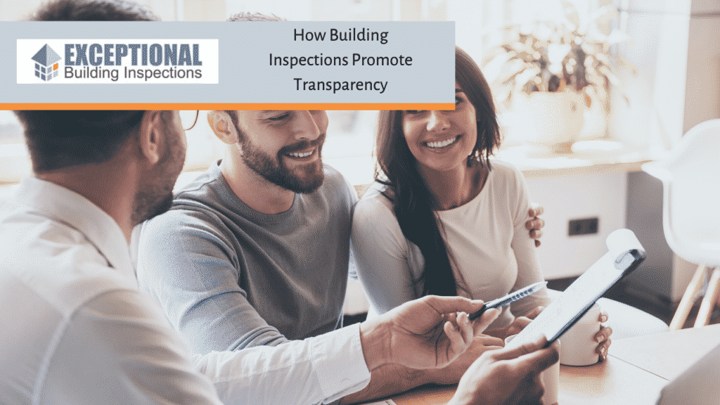 How Building Inspections Promote Transparency