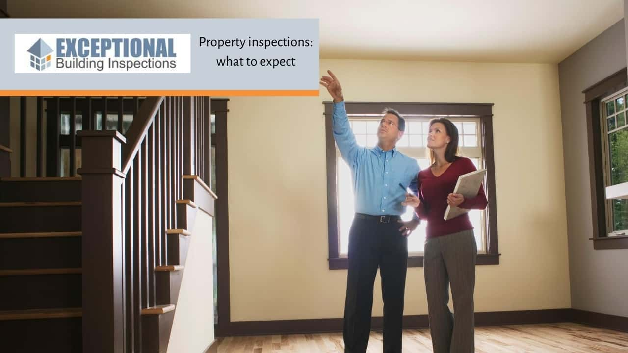 Property inspections what to expect