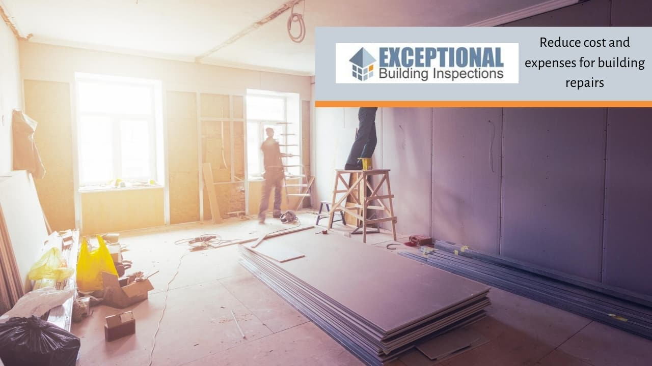 Reduce cost and expenses for building repairs