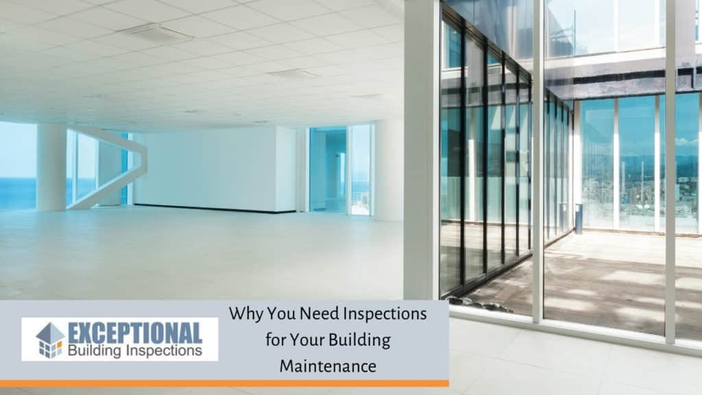 Why You Need Inspections for Your Building Maintenance