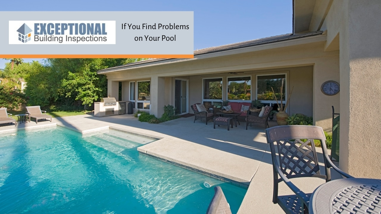 If You Find Problems on Your Pool