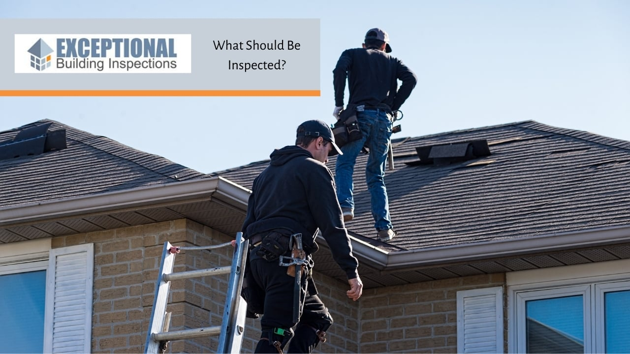 What Should Be Inspected